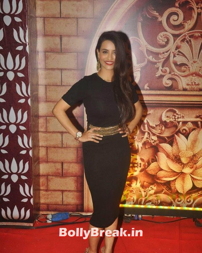 Tia Bajpai, Zee Rishtey Awards 2014 Photo Gallery