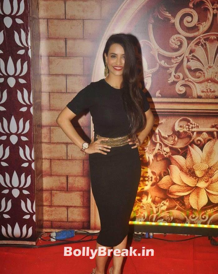 Tia Bajpai, Zee Rishtey Awards 2014 Photo Gallery