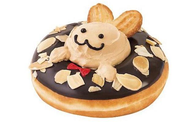 Japan Krispy Kreme has launched a new premium line