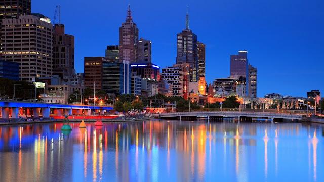 Đi du học Úc chọn thành phố Melbourne