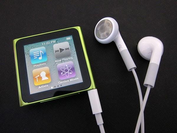 Apple Ipod Nano Sixth Generation Harga Gadget