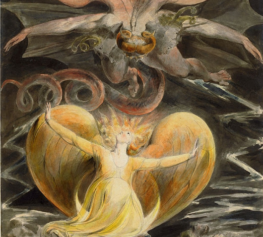 WILLIAM BLAKE: ALQUIMIA DEL ÁNGEL