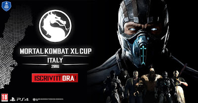 Iscrizioni aperte per la Mortal Kombat XL Cup