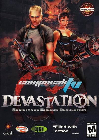 Devastation PC Repack Ingles 2003