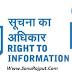 R.T.I Kya Hai Puri Jankari Hindi Me