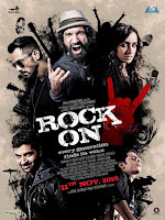 Rock On 2 (2016) Hindi 720p HDRip Full Movie Download