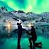 Romantic Boyfriend Proposes Under The Northern Lights... The Pictures Are Amazing!