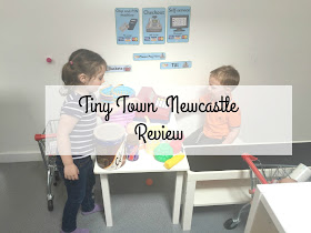 Newcastle Family Life Blog Tiny Town Review