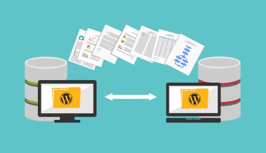 cara pindah ke web hosting baru