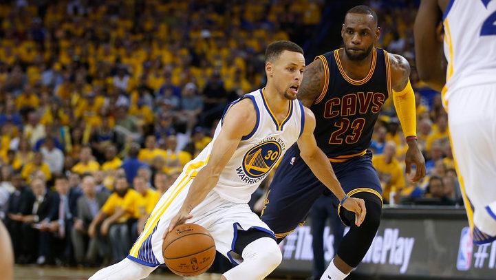 Warriors spoil LeBron James' 51 points, win NBA Finals opener