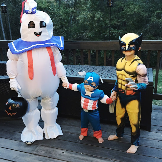 Halloween Costume Ideas for Boys