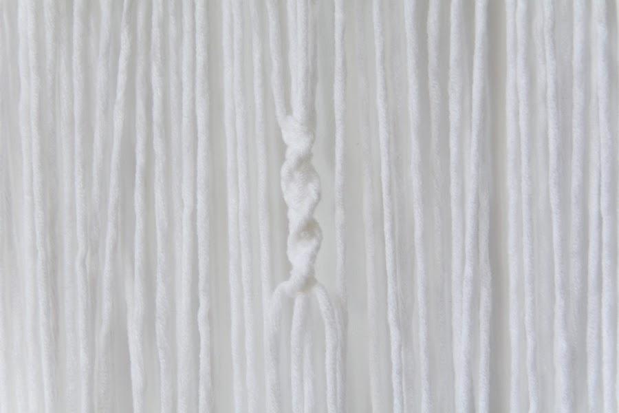 Espirales de medio nudo