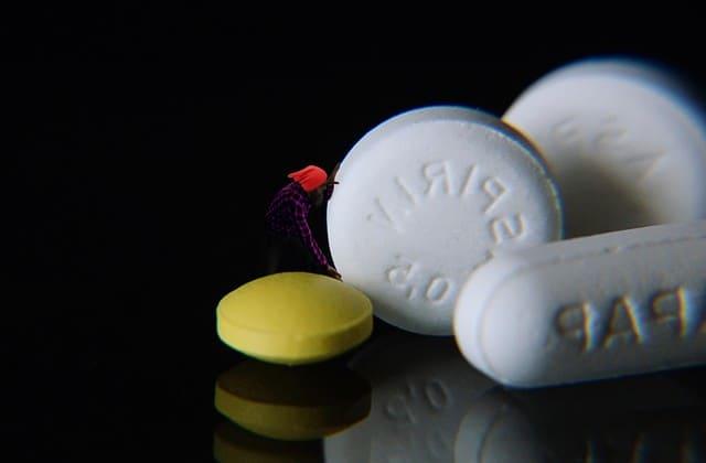 aspirin untuk menghilangkan bekas jerawat di punggung