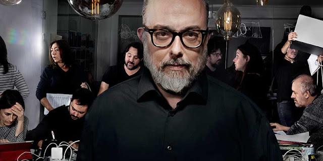 Álex de la Iglesia, 30 Monedas, Series, HBO