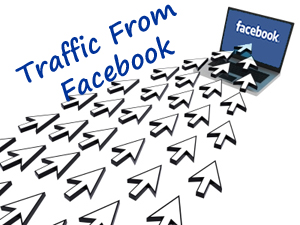How I drove reasonable traffic to my blog with facebook tagging