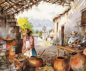 Los Chupes,  Caldos y Sopas de Arequipa