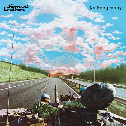 The Chemical Brothers - No Geography [iTunes Plus AAC M4A]