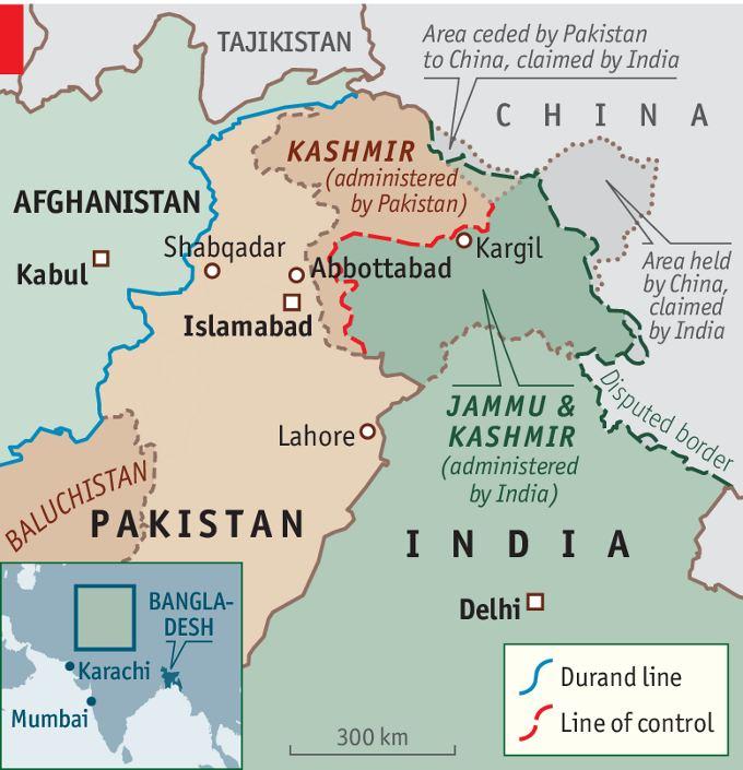 India Tolak Tawaran Mediasi Cina untuk Masalah Kashmir