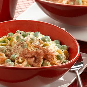 Ricette semplici e veloci per la cena di San Valentino: Pasta e Piselli.