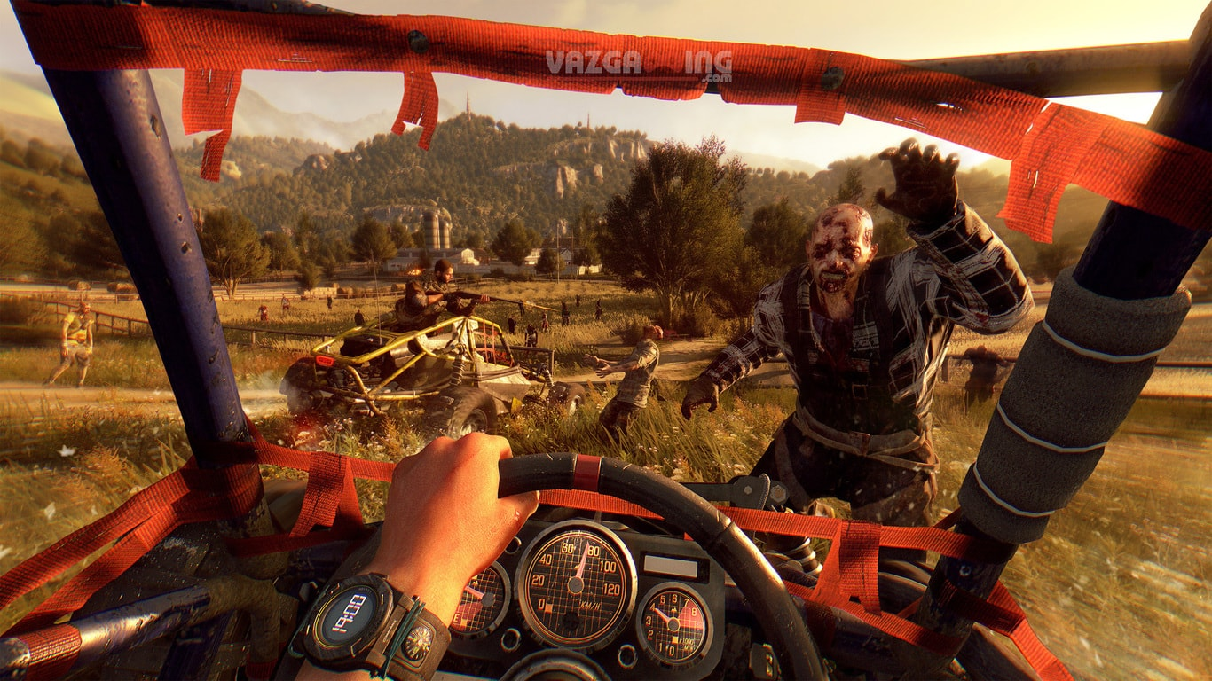Dying Light The Following Gameplay 1
