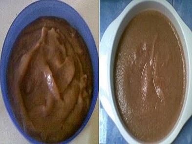 Puree Coklat