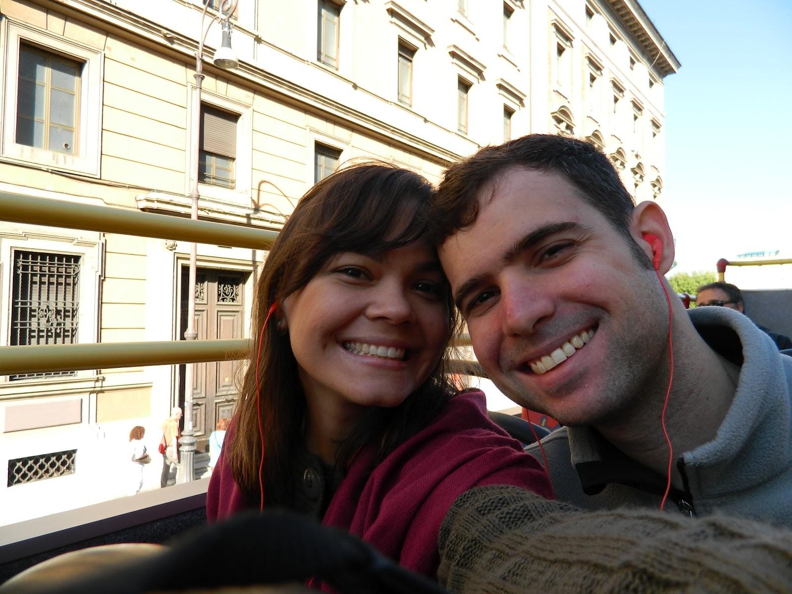 Passeando - Dicas de Viagem e Passeios  Passeando em Roma    Ônibus ... 141c6c9ab4fb9
