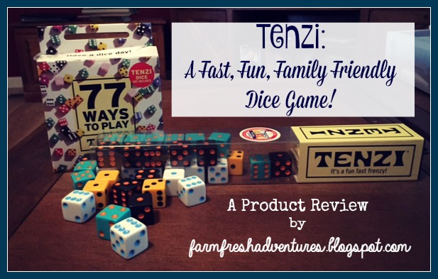 graphic relating to 77 Ways to Play Tenzi Printable known as Farm New Adventures: Tenzi~ A Match For all Ages with