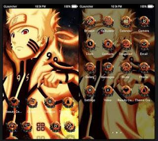 Tema Naruto Terbaru
