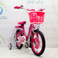 Sepeda Anak Perempuan Pacific Rossini