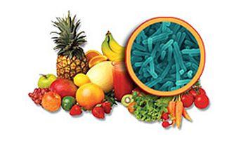 Controle de crescimento microbiano em alimentos