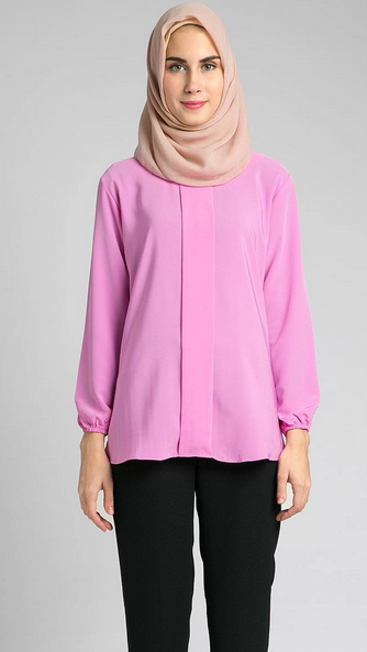 Trend Fashion Busana Muslim Wanita Modern