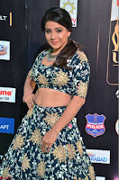 Lakshmi in a Crop Top Choli Ghagra  at IIFA Utsavam Awards 2017  Day 2 at  23.JPG