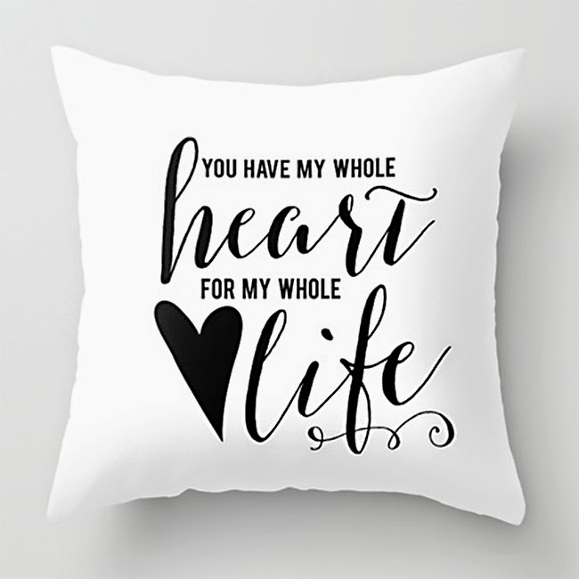 You Have My Whole Heart For My Whole Life Quote Quotes About Life