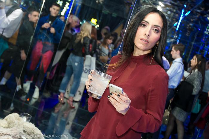 BLogger de moda valenciana que asiste a la semana de la moda de Madrid MBFWM