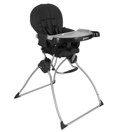 JOOVY LEATHERETTE NOOK HIGHCHAIR REVIEW - Mama to 6 Blessings