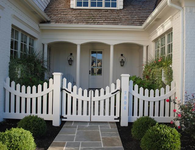 Classic Gambrel Home With Coastal Interiors