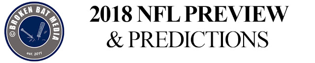 2018 NFL PREVIEW & PREDICTIONS