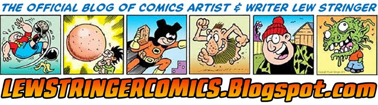 Lew Stringer Comics
