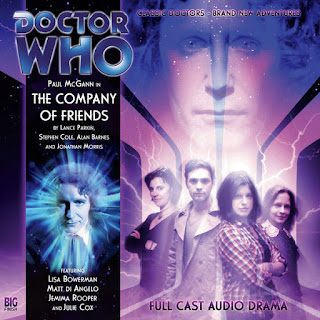 Doctor Who The Company of Friends