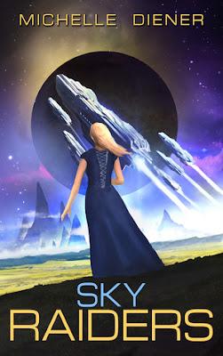 Review: Sky Raiders by Michelle Diener