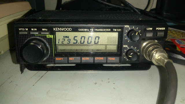 Kenwood TM-521 Mobile Radio