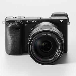 Sony A6300 Manual