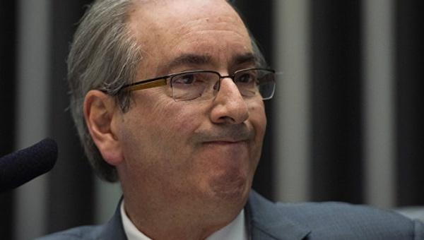Brasil: Parlamento destituye a Eduardo Cunha por corrupción