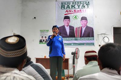 Ali BD: Saya Menang untuk Rakyat Bukan Partai