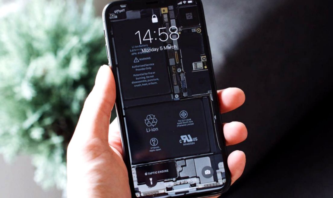 See Inside Your Iphone Wallpaper Wallpapers Latest