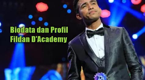 Biodata dan Profil Fildan Da (Juara Pertama D'Academy Indosiar Season 4)