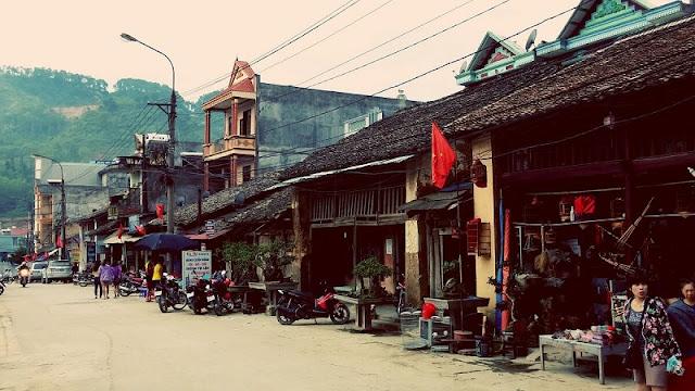 Dong Van old town 1