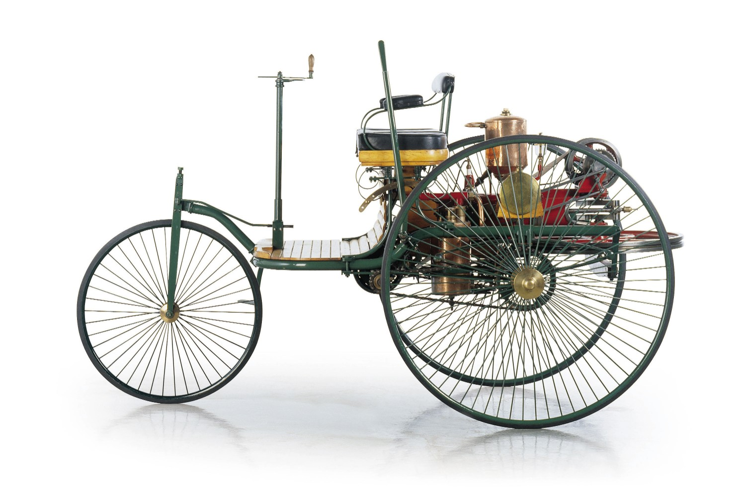 Mercedes-Benz Invented the First Car in the World - Automotive ...