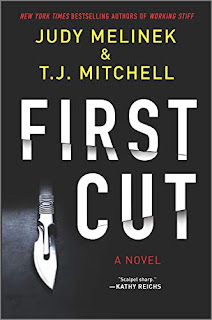 Book Review: First Cut, by Judy Melinek and T.J. Mitchell