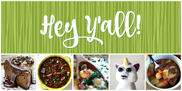 16 Soup & Stew recipes PERFECT for cold weather and MORE in this issue of Hey Y'all Newsletter